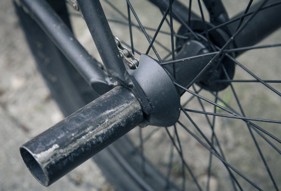 Пеги велосипедные своими руками