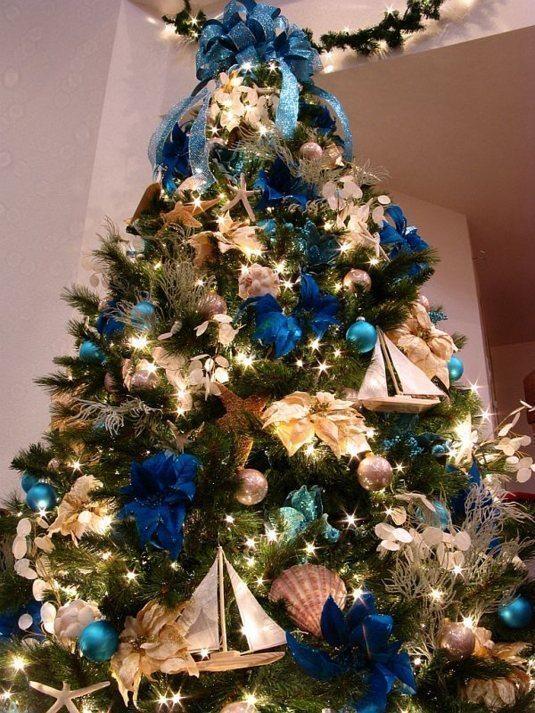 Новогодние елки своими руками 2014